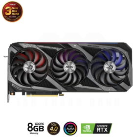 ASUS ROG Strix Geforce RTX 3060 Ti 8G Graphics Card 2