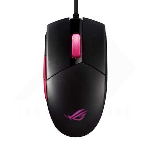 ASUS ROG Strix Impact II Electro Punk Gaming Mouse 1