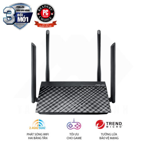 ASUS RT AC1200 Router 1