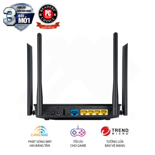 ASUS RT AC1200 Router 9