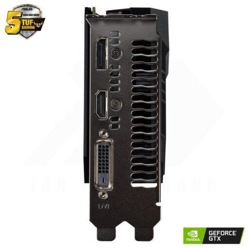 ASUS TUF Gaming Geforce GTX 1650 OC Edition 4G Graphics Card 5