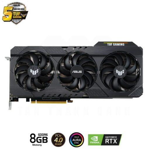 ASUS TUF Gaming Geforce RTX 3060 Ti 8G Graphics Card 2