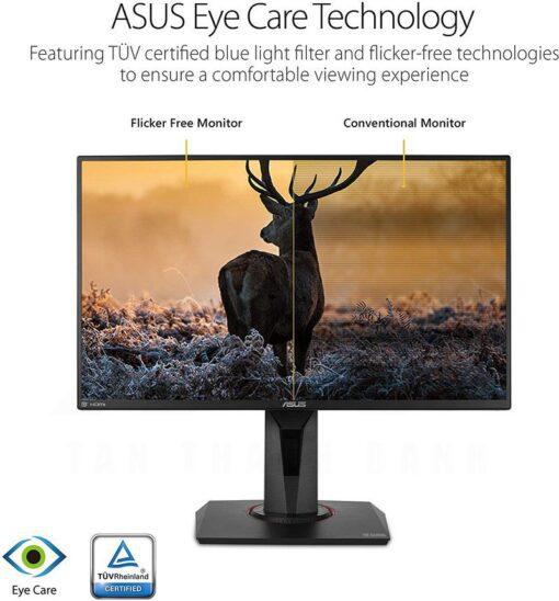 ASUS TUF Gaming VG259Q Monitor 5