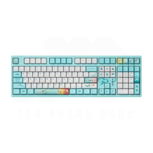 Akko Monets Pond 3108v2 Keyboard 1