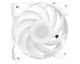 ID Cooling DF 12025 ARGB TRIO SNOW Fan 4