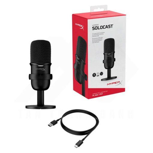 Kingston HyperX SoloCast Microphone 8
