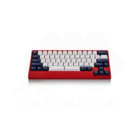Leopold FC650MDS PD White Blue Star Keyboard 2
