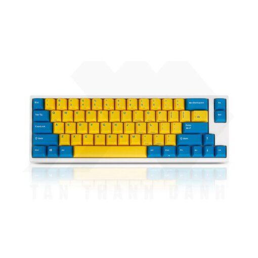 Leopold FC660M PD Swedish White Keyboard 1
