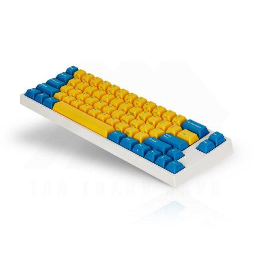 Leopold FC660M PD Swedish White Keyboard 2