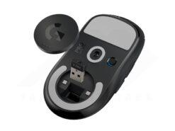 Logitech G Pro X Superlight Wireless Gaming Mouse Black 4