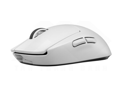 Logitech G Pro X Superlight Wireless Gaming Mouse White 3