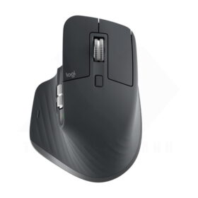 Logitech MX Master 3 Wireless Mouse – Graphite 0