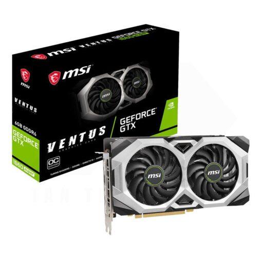 MSI Geforce GTX 1660 SUPER VENTUS OC 6G Graphics Card