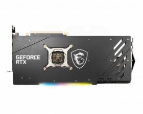 MSI Geforce RTX 3060 Ti GAMING X TRIO Graphics Card 3