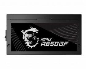 MSI MPG A650GF PSU 2