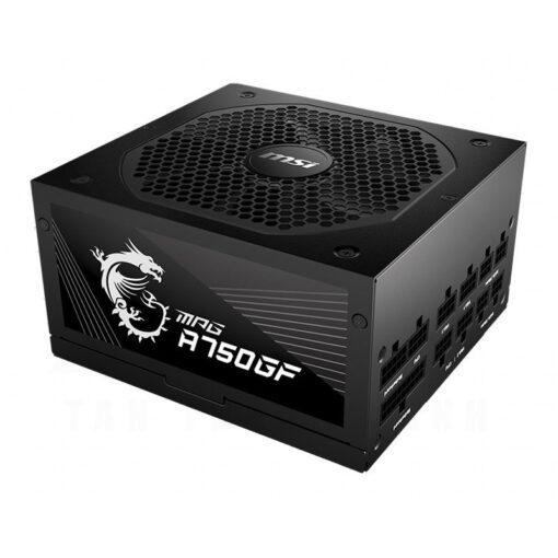MSI MPG A750GF PSU 1