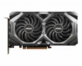 MSI Radeon RX 5700 XT MECH OC 8GB Graphics Card 2