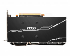 MSI Radeon RX 5700 XT MECH OC 8GB Graphics Card 3