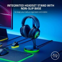 Razer Base Station V2 Chroma Headset Stand 3