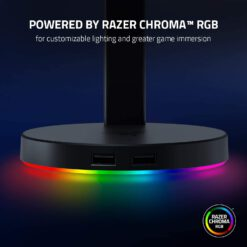 Razer Base Station V2 Chroma Headset Stand 4