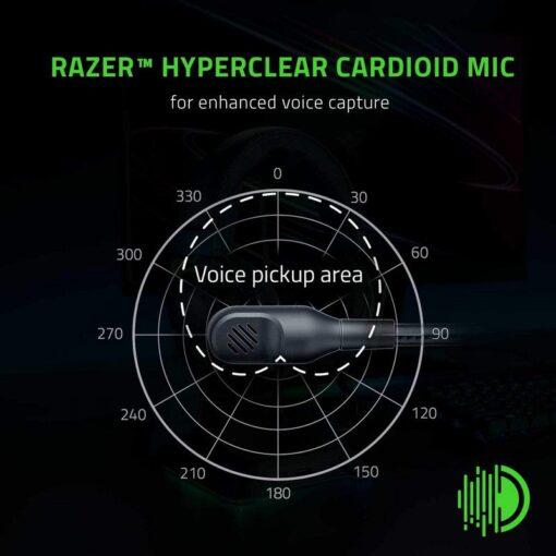 Razer BlackShark V2 X eSports Headset 3