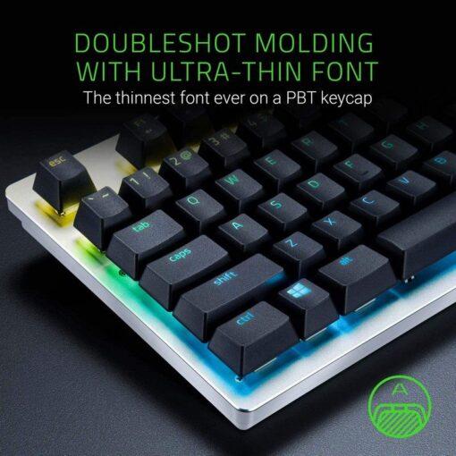 Razer Doubleshot PBT Keycap Upgrade Set Details 2