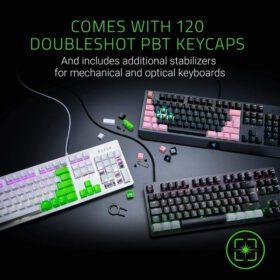 Razer Doubleshot PBT Keycap Upgrade Set Details 3