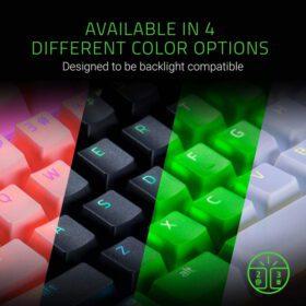 Razer Doubleshot PBT Keycap Upgrade Set Details 4