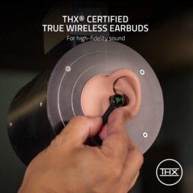 Razer Hammerhead True Wireless Pro Earbuds – Classic Black 2