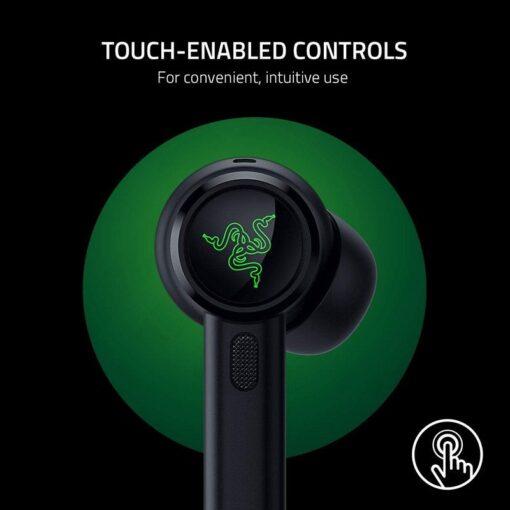 Razer Hammerhead True Wireless Pro Earbuds – Classic Black 6