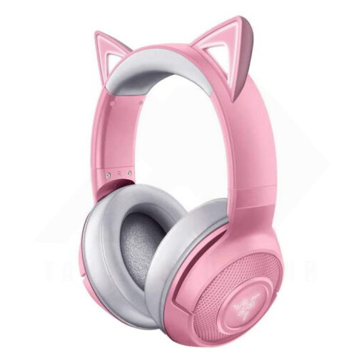 Razer Kraken BT Kitty Edition Headset Quartz Pink 1