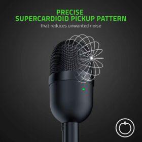 Razer Seiren Mini Condenser Microphone 1