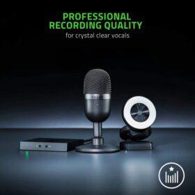 Razer Seiren Mini Condenser Microphone 2