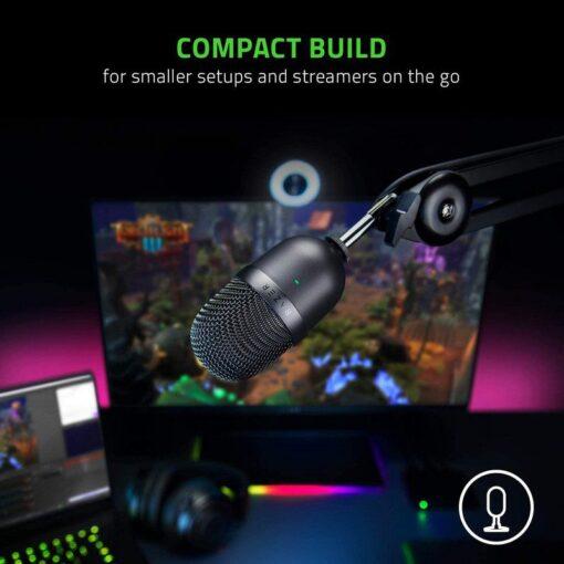 Razer Seiren Mini Condenser Microphone 3
