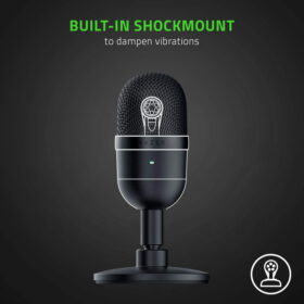 Razer Seiren Mini Condenser Microphone 5