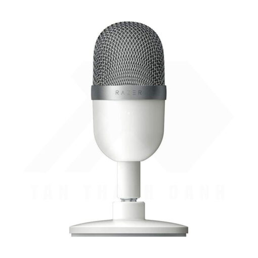 Razer Seiren Mini Condenser Microphone Mercury White