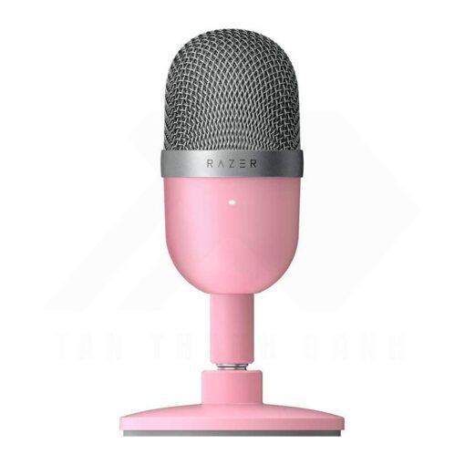 Razer Seiren Mini Condenser Microphone Quartz Pink