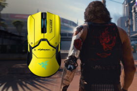 Razer Viper Ultimate Gaming Mouse – Cyberpunk 2077 Edition 2