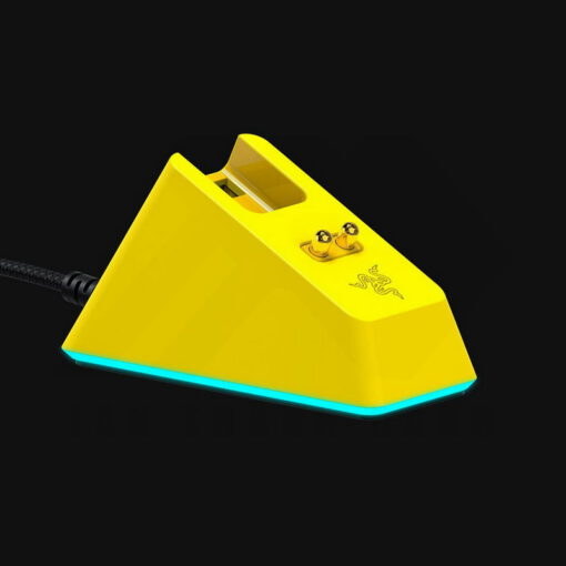 Razer Viper Ultimate Gaming Mouse – Cyberpunk 2077 Edition 4