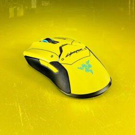 Razer Viper Ultimate Gaming Mouse – Cyberpunk 2077 Edition 5