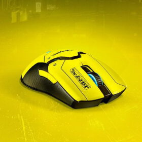 Razer Viper Ultimate Gaming Mouse – Cyberpunk 2077 Edition 6