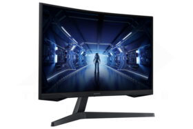 Samsung Odyssey LC27G55 Curved Gaming Monitor 2
