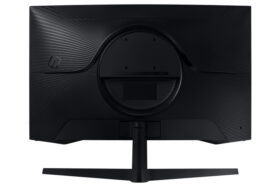 Samsung Odyssey LC27G55 Curved Gaming Monitor 3