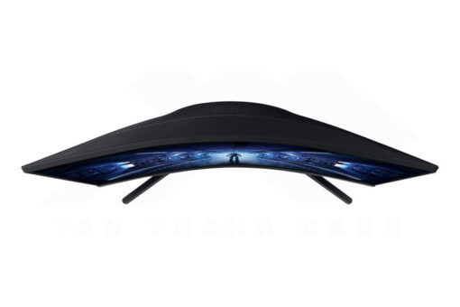 Samsung Odyssey LC27G55 Curved Gaming Monitor 5