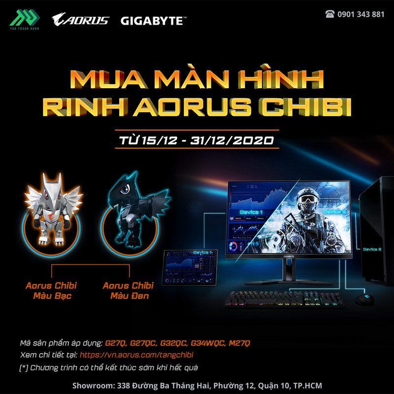 TTD Promotion 202012 MuaManAorusTangChibi Details