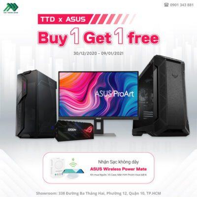 TTD Promotion 202012 TTDxASUSBuy1Get1Free Details