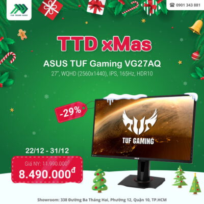 TTD Promotion 202012 TTDxMas VG27AQ