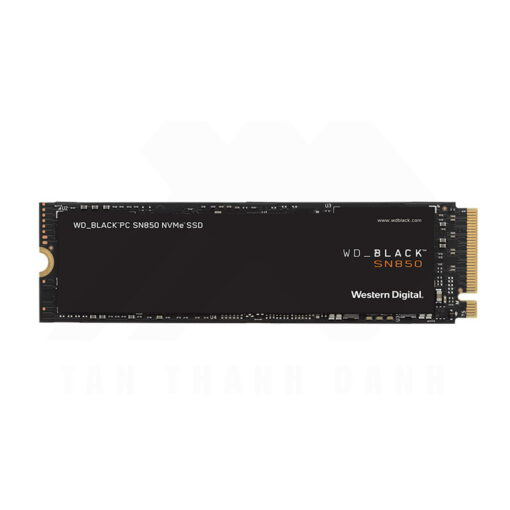 Western Digital Black SN850 SSD no Heatsink