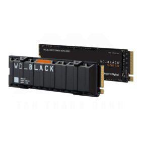 Western Digital Black SN850 SSD with Heatsink 2