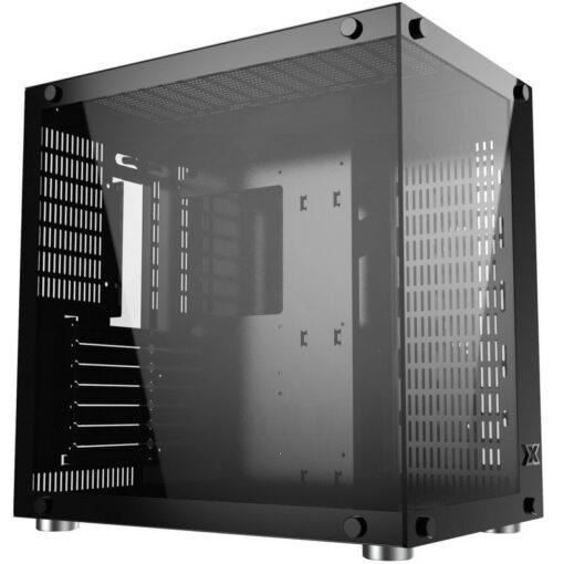 XIGMATEK Aquarius Plus Case – Black 2